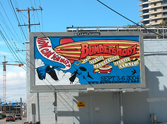 Elliott Avenue Billboard, 2004