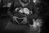 Kevin (darthobscura) Tags: white black orb blackandwhite babybump famine maternity canon canon5dmarkii blur