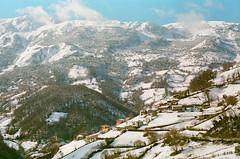 (Román__PG) Tags: nieve asturias montaña film