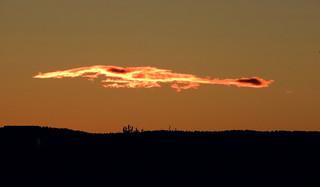 Sunset Cloud