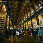 Trinity College Library - Dublin (Ireland) thumbnail