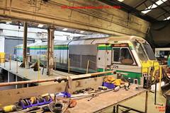 IR_04_2018_306 (HK 075) Tags: rpsi branch line wanderer railtour cie ir ie irish railways éireann iarnróid rail fanning class 071 121 141 181 201 diesel locomotive