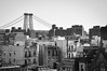 on the rooftop with friends (rjdibella) Tags: usa attributes bw winter midtown newyorkcity newyork 2012 bridges manhattan williamsburgbridge alphabetcity blackwhite nyc unitedstates us