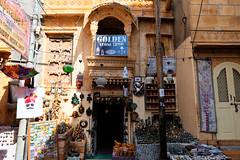 Jaisalmer Fort Market, Jaisalmer, Rajasthan, India (CamelKW) Tags: 2018 india rajasthan jaisalmerfort market jaisalmer in