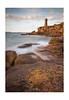 Phare de Mean Ruz (MagiCshoot) Tags: phare lighthouse bretagne breizh cote roche caillou mer eau océan trègastel ploumanach longexposure sky ciel france nikon d600