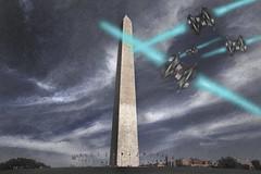 28 (robwiddowson) Tags: invasion ufo aliens digitalart digital art robertwiddowson