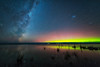 Well Stacked (robjdickinson) Tags: nature night astronomy galaxy space aurora atmosphere outdoors landscape water universe horizon atmosphereofearth milkyway phenomenon nebula astronomicalobject sequator rjdlandscapes heroworkshops