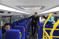 IMG_6295 (GojiMet86) Tags: mta nyc new york city bus buses 2016 alexander dennis superlo enviro500 0022 demonstrator interior sfea11111ggn40021
