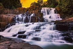 Parangloe waterfall (Kibar Kusumah) Tags: fujinon16 fujinon fujifilmxt2 fujifilm southsulawesi sulawesiselatan celebes sulawesi parangloe natural nature longexposure longexpo landscape waterfall airterjun