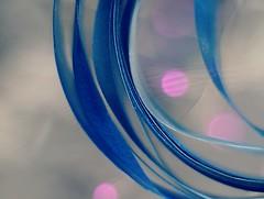 ribbon blues (ksenijaJ / I'm tired ;)) Tags: theblues macromonday blue ribbon macrorings