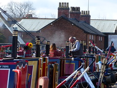 National Waterways Museum Boat Festival (rebeccadelaney45) Tags: boat museum workingboats narrowboats history england daysout