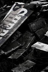 (Decayed Beauty) Tags: abandoned adventure blight derelict forgotten urbex exploration exploring decay ruins urbanblight urbandecay urbanexploration urbanadventure derelictbuilding industrialdecay industrialruins garage abandonedgarage ruraldecay rural ruralabandonedbuilding sheridan