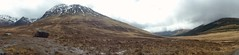 Fairy Pools in Glen Brittle heading east along the stream through Coire na Creiche, Skye (Alta alatis patent) Tags: fairypools skye landscape scotland cullin mountains panorama