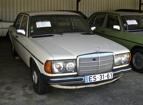 1979 Mercedes Benz W123 240d Berline A Photo On Flickriver
