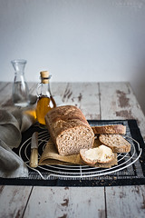 wholegrain toast bread (Malgosia Osmykolorteczy.pl) Tags: food foodie foodphoto foodstyling fotografia foodphotography foodporn foodstylist feed bread