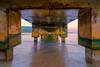 Beneath Hanalei (Ryan Moyer) Tags: hanalei hawaii kauai pier ocean beach sunrise sunset symmetry