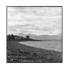 end of the world • applecross, scotland • 2017 (lem's) Tags: beach ocean plage village applecross scotland alba ecosse zenza bronica