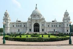 Victoria Memorial. Kolkata, Bengal, India (n1ck fr0st) Tags: victoria memorial kolkata india bengal