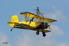 A56A9299@L6 (Logan-26) Tags: grumman g164a agcat sekxr cn 1120 scandinavian airshow tartu estonian aviation museum estonia days 2018 aleksandrs čubikins air show blue sky