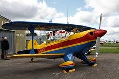 G-ICAS (toowoomba surfer) Tags: aircraft aviation aeroplane biplane