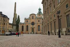 Stockholm Church Complex