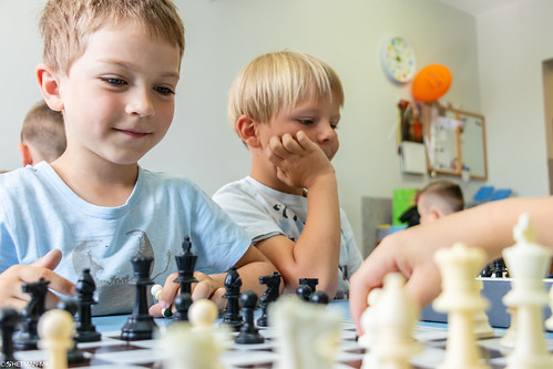 VIII Turniej Szachowy o Mistrzostwo Przedszkola Wesoła Piątka (14 of 78)