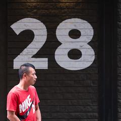 28 (bitonio) Tags: street streetportrait typography nike sanfrancisco chinatown figures