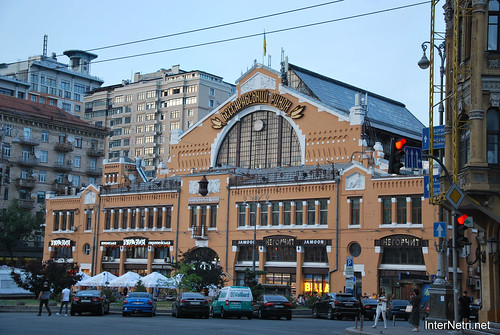 Київ, Хрещатик Ukraine InterNetri 110