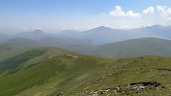 Tabatskuri Lake from/z Sakvelosmta (2806,4 m) (poprostuflaga) Tags: gruzja georgia sakartwelo nature reserve lesser caucasus mały kaukaz