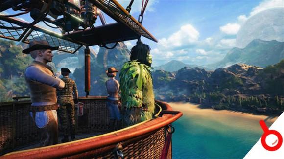 《方舟公園》「飛龍山」DLC宣傳片發售日公開