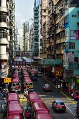 Tung Choi Street (Hong Kong) (kensuen1) Tags: nikond3400 mongkok hongkong tungchoistreet phenix50mm streetview