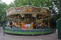 London, England, UK - The Regent's Park - London Zoo - Carousel (jrozwado) Tags: europe uk unitedkingdom england london regentspark theregentspark zoo carousel