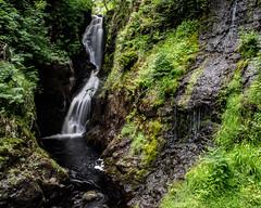 Glenariff   |   Waterfall (JB_1984) Tags: waterfall river streram rocks moss lichen nature water glenariffforestpark glenariff causewaycoastandglensdistrict countyantrim northernireland uk unitedkingdom nikon d500 nikond500
