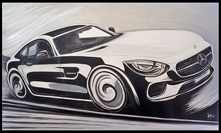GT - AMG - COUPE Nr. 001