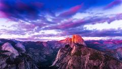 Eastern Sierra Evening (Yaecker Photography) Tags: 2018 spring spring2018 yosemite yosemitenationalpark sunset sunsets sunrisesunset sunriseandsunset sunsetporn skyporn sky skyblue mountains sierranevada sierra highsierra easternsierra alpenglow glow