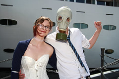 MCM Saturday 2018 XXIII (Lee Nichols) Tags: mcmsaturday2018 mcm canoneos600d cosplay cosplayers comiccon costume mcmcomiccon costumes londonexcel mcmlondonmay2018 mrfoster bioshock killingfloortwo couple couples