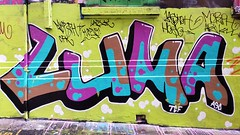 Luma... (colourourcity) Tags: streetart streetarnow graffiti melbourne streetartmelbourne streetartaustralia awesome colourourcity nofilters burncity original hobby bored walking luma dizmal asc tcf