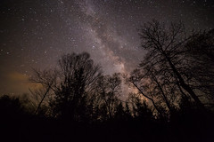 The 'Way' Between the Trees (Ken Krach Photography) Tags: milkyway westvirginia