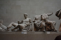 London, England, UK - British Museum - Ancient Greece and Rome - Parthenon Galleries (jrozwado) Tags: europe uk unitedkingdom england london museum britishmuseum history culture anthropology parthenon greek