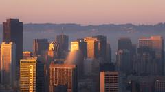 Heat Waves (Matt McLean) Tags: architecture bayarea building california cityscape sanfrancisco skyline sunlight urban