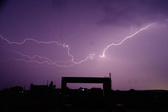 Boom ...... (debmalyamazumder) Tags: nature adventure travel weather abstract lightning storm