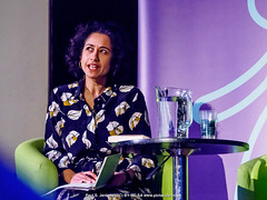 P3071192 Samira Ahmed - Humanists UK 2018 Franklin Lecture at the Camden Centre, London (Paul S Jenkins Photography) Tags: iwd2018 angelasaini camdencentre franklinlecture humanistsuk internationalwomensday samiraahmedfranklinlecture london england unitedkingdom gb