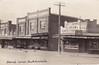 Davis's Corner, South Hurstville, N.S.W. - 1930s (Aussie~mobs) Tags: davisscorner shop store estateagent buildings streetscape southhurstville newsouthwales hurstville australia savingsbank ironmongery hardwarestore 1930s telegraphpole