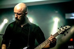 Kult Mogił - live in Metalmania XXIV fot. Łukasz MNTS Miętka-6