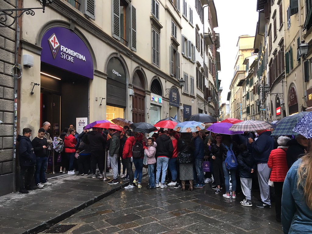 Fiorentina Store Duomo