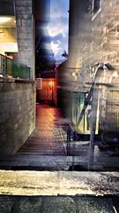The Jerusalem Spirit (Ori Liber) Tags: cold color winter nightshot night urban oldcity oldstreet artistic city street israel jerusalem