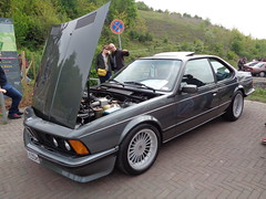 BMW 6er E24 (911gt2rs) Tags: treffen meeting show event zecheewald tuning youngtimer coupe m6 alpina felgen wheels rims spoiler bimmer 633 635 m635 630 csi