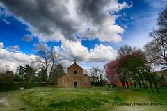 Primavera con nuvoloni (Gianni Armano) Tags: primavera nuvoloni pieve viguzzolo alessandria piemonte italia foto gianni armano photo flickr