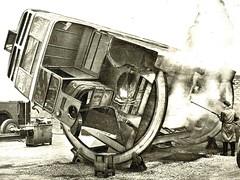 (Ledlon89) Tags: rt rtbus aecregent rtl leylandtitan leyland aec parkroyal lt lte londontransport aldenham aldenhamworks overhaul londonbus londonbuses bus buses london vintagebus 1950s