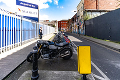 DUBLIN BIKES DOCKING STATION 46 [GREAT STRAND STREET]-138520 (infomatique) Tags: dublinbikes dockingstation 46 station46 greatstrandstreet dublin publictransport bikehire bicycle williammurphy infomatique fotonique excellentstreetimagescom april 2018 bikesharing